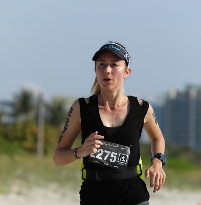 Margarita-Kruyff-Wells-Running-South-Beach-Triathlon-2017