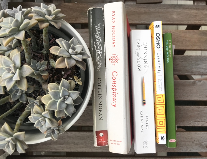 Three Books You Need To Read This Spring